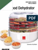 RoncoManual-FoodDehydrator