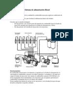 Guía de Trabajo Sistema de Alimentación Diesel