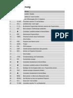Bedienungsanleitung DSR595 HDCI