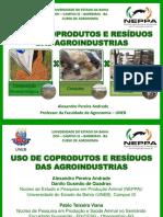 Residuos e Subprodutos