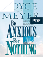 Be Anxious for Nothing_ the Art - Joyce Meyer