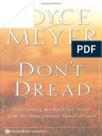 Don't Dread - Joyce Meyer