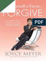 Do Yourself a Favor_.Forgive - Joyce Meyer