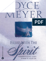 Filled With the Spirit_ Underst - Joyce Meyer