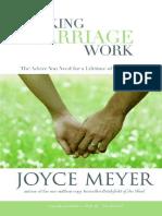 Pdf meyer joyce marriage making work