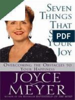The Mind Connection Joyce Meyer Pdf