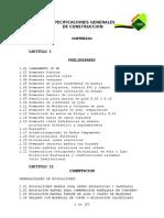 ESPECIFICACIONES DEFINITIVAS EDIFICACIONES.doc