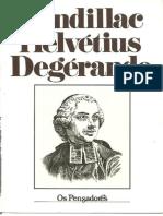 Condillac, Helvetius e Degérando.pdf