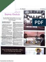 Katrina Reyes - New Sabah Times (Portraits of Hyatt)