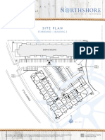 Northshore Site Plan with Bldg 2