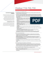 Wg Firebox t10 t30 t50 Ds Es