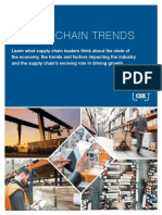 Supply Chain Trends 2017