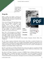 Carlos Matus Bibliografía