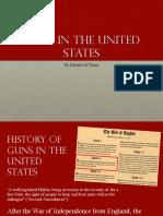 Khalid AlThani Gun Control