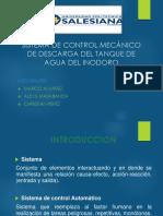 Sistema de Control Mecánico de Descarga Del Tanque (1)