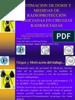 Proteccion Radiologica en Ganglio Centinela