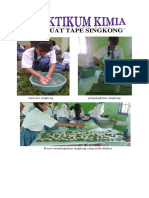 MEMBUAT TAPE SINGKONG