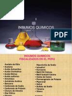 insumos quimicos