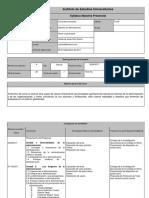 Syllabus Maestría Teoría Administrativa