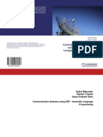 communication systems using dsp