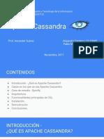 2017 05 Apache Cassandra