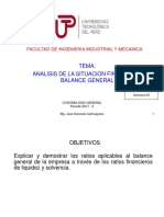 Semana 03 Analisis de Situacion Financiera