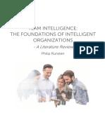 Team Intelligence