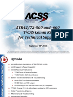 ACSS THALES ATR-500-600 Technical Support Comm Kit