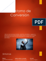 Trastorno de Conversion