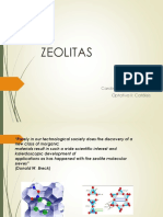 Unidad 4 Zeolitas