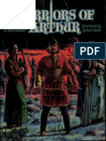 John Matthews & Bob Stewart - Warriors of Arthur - Illustrated by Richard Hook