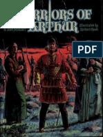 John Matthews & Bob Stewart - Warriors of Arthur - Illustrated by Richard Hook