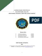 Halaman Judul -Daftar Isi Jatim Park II