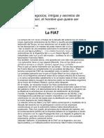 EL PIBE  - Gabriela Cerruti - Capítulo 5 La FIAT