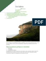 Inestabilidad de Laderas y Control de Erosion de Taludes