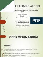 Otitis Sinu y Faringoamigdalitis en paciente pediatrico 2014
