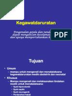 02 PONED Kegawatdaruratan Medik.ppt