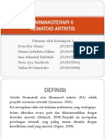 3. Rematoid Artritis Ppt