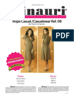 Casual Wear 8 Pattern by Minauri