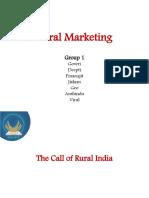 35399204 Rural Marketing Intro