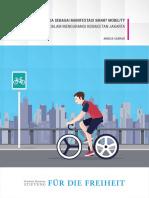 Peran Sepeda Sebagai Manifestasi Smart Mobility Dalam Mengurangi Kemacetan Jakarta