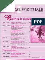 16 - Biserica si evanghelizarea
