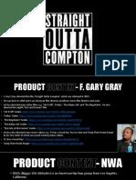 'Straight Outta Compton' Case Study