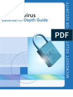 Antivirus Defense in Depth Guide