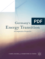 Germanys Energy Transition a Comparative Perspectives