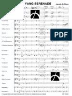 YIN YANG SERENADE by Jacon de Haan- score and parts.pdf