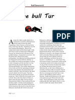 Bosnian Mythology - Divine Bull Tur