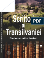 Scriitori Ai Transilvaniei Irina Petras