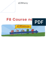 ACCA F8 Course Notes