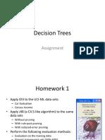 Ex Decision Trees